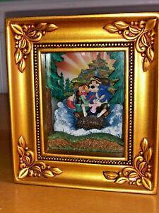 details about disney s olszewski gallery of light splash mountain magic kingdom ride
