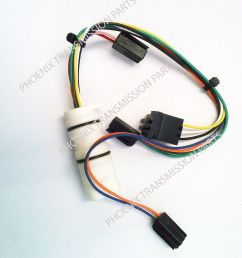 aode 4r70w transmission wire harness 9 pin case connector 1992 97 oe for sale online ebay [ 1217 x 1500 Pixel ]