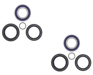 NEW ALL BALLS FRONT WHEEL BEARING KIT SEALS FOR 2007-2013