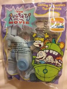 Rugrats Robot : rugrats, robot, Burger, Kings, Rugrats, Movie, Daktar, Glider, Dinasaur, Airplane, Robot