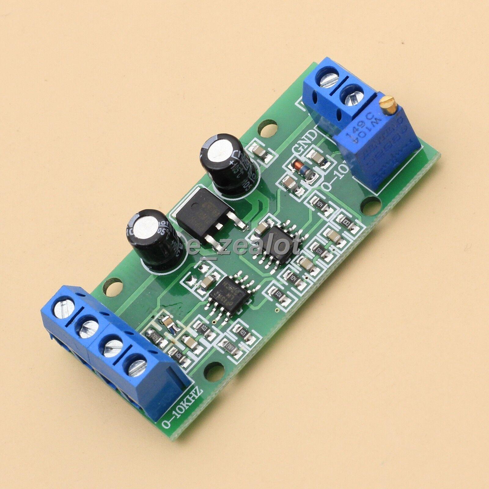 0 10v analog signal wiring 7 pin flat trailer diagram toyota f v voltage converter 10khz to digital
