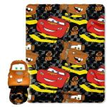 Disney Cars 2 Tow Mater 40 Inch By 50 Inch Fleece Blanket With Character Pillow For Sale Online