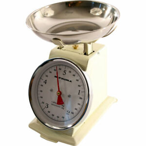 kitchen weight scale birkenstock clogs 5kg traditional retro vintage scales 11lb weighing image is loading