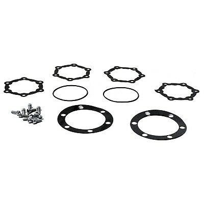 Premium Manual Hub Service Kit fits 1974-1991 Jeep J10 J20