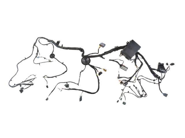 Dashboard Wiring Harness Clip-VIN: G Mopar 68226282AD fits