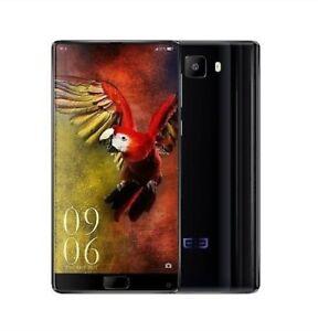 Elephone S8 4G Phablet Black