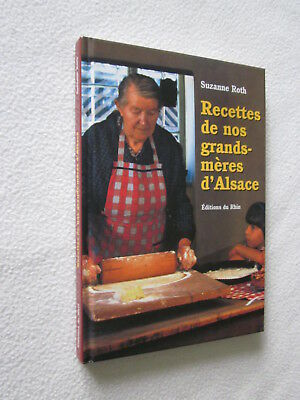 Recettes Alsaciennes De Nos Grands-mères : recettes, alsaciennes, grands-mères, RECETTES, GRAND-MERES, D'ALSACE, SUZANNE