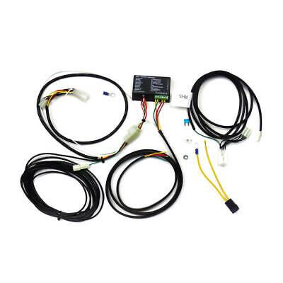 TAG Direct Fit Towbar Wiring Harness Electrics Toyota RAV