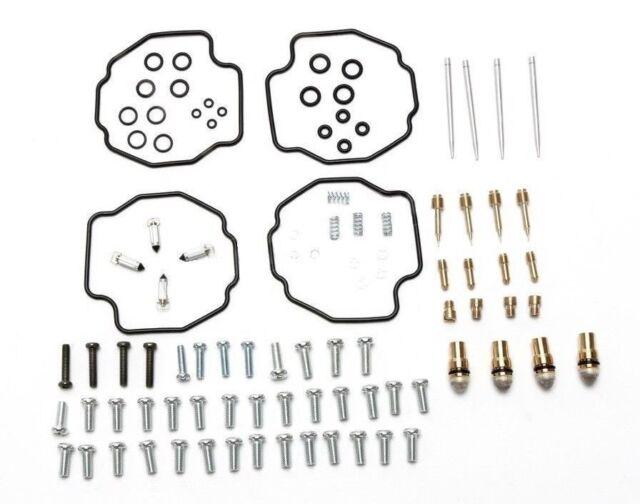 Carburetor Carb Repair Kit For 1988-1992 Yamaha VMX1200 V