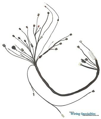 Wiring Specialties Pro Engine Tranny Harness for S13 SR20