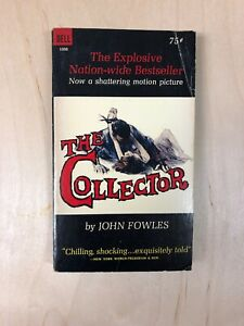 The Collector John Fowles Vintage Book Dell 1335 1968   eBay