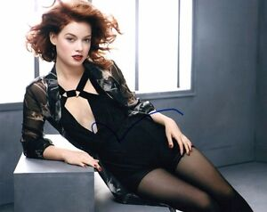 Image Is Loading Jane Levy Sexy Autographed Signed 8x10 Photo Coa