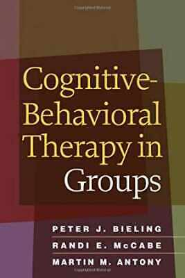 Cognitive-Behavioral Therapy in Groups 9781606234044 | eBay