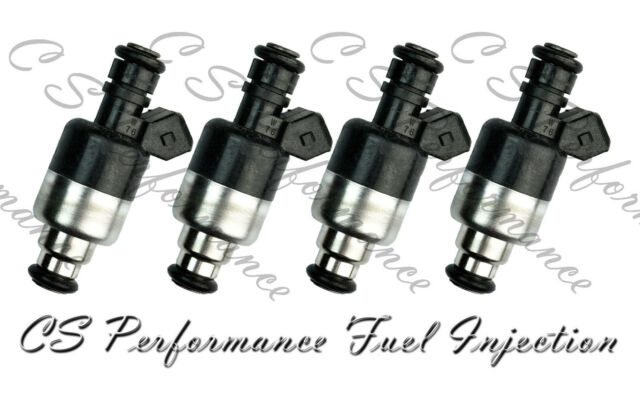 OEM Rochester Fuel Injectors Set (4) 17106121 for 1993