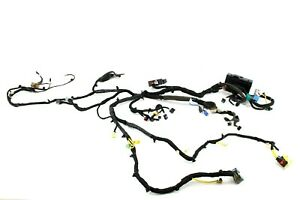 2017 Chevy Spark Dash Instrument Panel Fuse Wire Harness