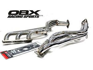 OBX Exhaust Header Fits For 2003 2004 2005 2006 Nissan