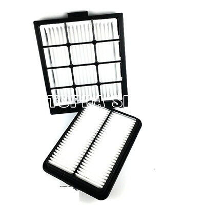 A set of air conditioning filter Komatsu PC/130/200 240