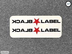 details about black label