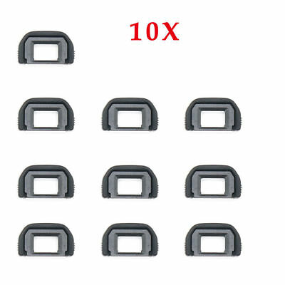 10X EF Rubber Viewfinder Eyecup Eyepiece for Canon EOS