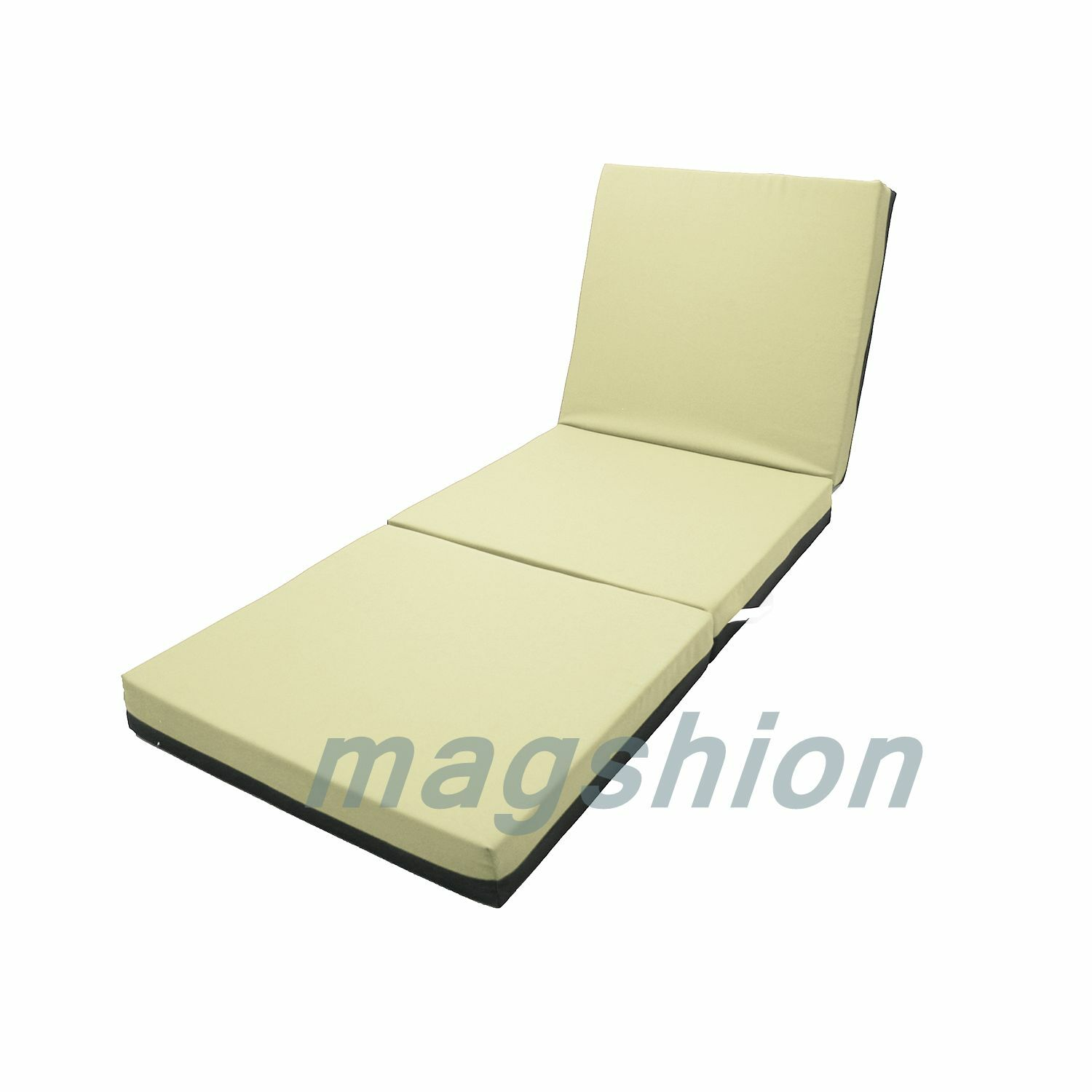 fold up bed chair foam toddler tables and chairs set comfort firm memory folding mattress trifold single twin full queen 4