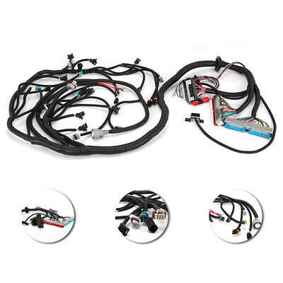 97-06 Drive by Cable LS1 Standalone Wiring Harness W/4L60E
