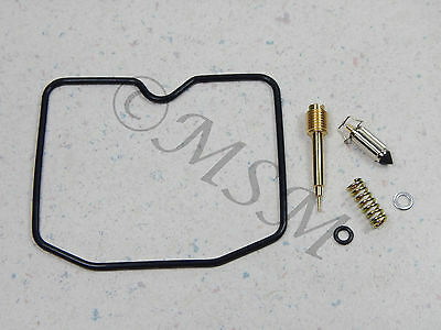 KAWASAKI NEW GENUINE KEYSTER CARBURETOR REPAIR KIT ATV