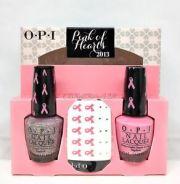 opi nail polish - pink of hearts