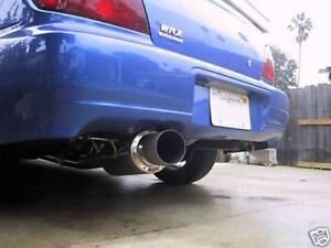 greatest subaru 05 subaru wrx exhaust