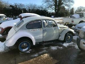 1969 Beetle Project