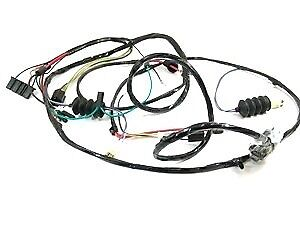 1967 Camaro Headlight Wiring Harness V8 & Warning Lights
