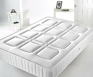 Image Is Loading New Sprung Mattress 3ft 4ft 039 6 5ft