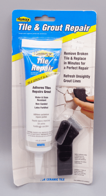 homax 9350 2 step tile grout repair kit