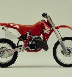 vehicle parts accessories honda cr 125 250 500 1988 89 genuine nos swingarm pro link  [ 1024 x 768 Pixel ]