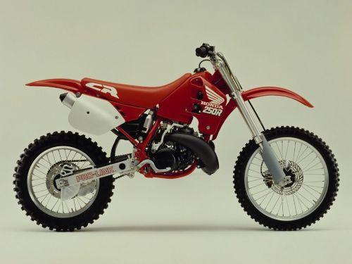 small resolution of vehicle parts accessories honda cr 125 250 500 1988 89 genuine nos swingarm pro link