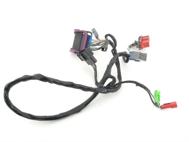 Power Convertible Top Roof Control Module Wiring Harness
