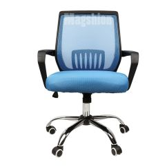 Mesh Drafting Chair Eames Aluminum Management Replica Modern Mid Back Computer Office Desk