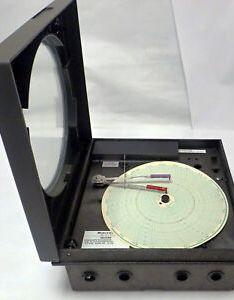 Image is loading honeywell dr gp pen circular chart recorder vac also fits rh ebay