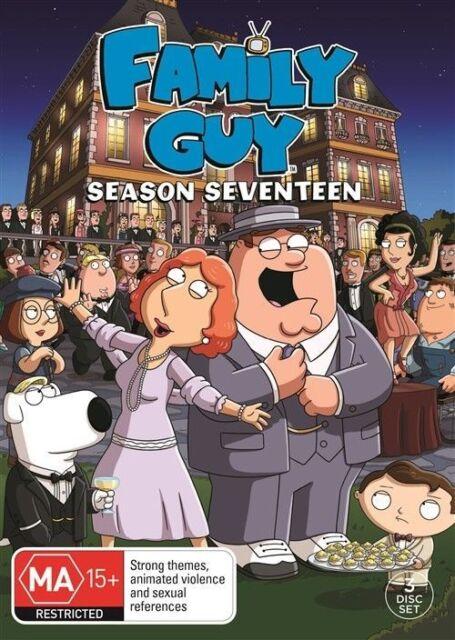 Family Guy (season 17) - Wikipedia