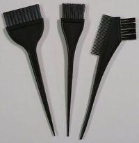 Hair Color Brush Hair Dye Brushes 3 pc NEW