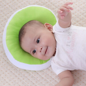 Newborn Baby Anti-roll Pillow Sleeping Prevent Flat Head And Neck Support