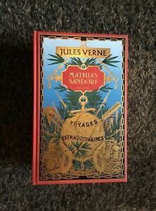 Collection Jules Verne éditions Atlas : collection, jules, verne, éditions, atlas, JULES, VERNE, MATHIAS, SANDORF, EDITIONS, ATLAS, COLLECTION, HETZEL, NEUF_
