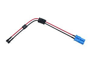 12 Volt Battery Wiring Harness Grid Power Connector for