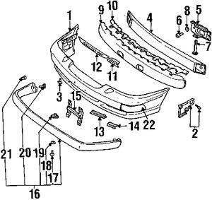 Vacuum Hose: Volvo S70 Vacuum Hose Diagram
