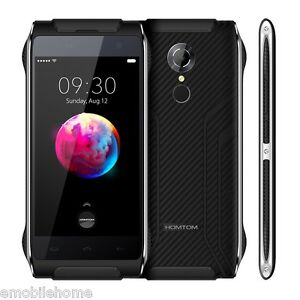 """HOMTOM HT20 Pro 4G Smartphone 4.7"""" Android 6.0 Octa Core 3GB+32GB Touch ID 13MP"""