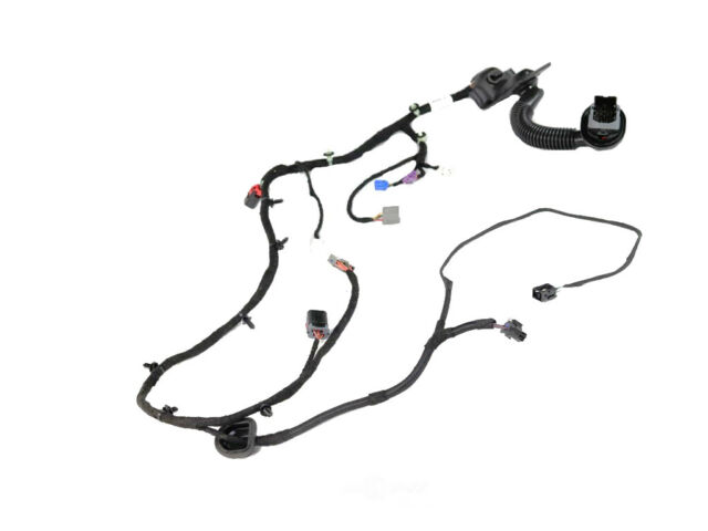 Door Wiring Harness Front Left Mopar 68269139AE fits 2018