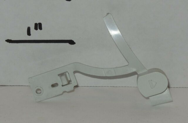Microsoft Xbox 360 White OEM Replacement Eject Button For
