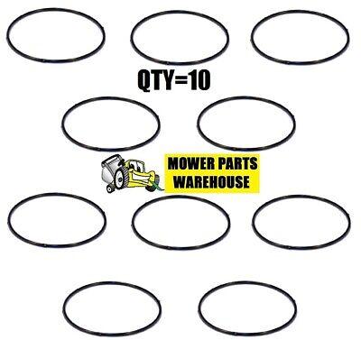 10 PACK HONDA CARBURETOR FLOAT BOWL GASKET 16010-ZE2-812