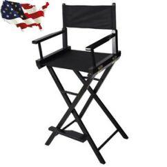 Makeup Chairs For Professional Artists Awesome Gaming Artist Directors Chair Wood Light Weight And Image Is Loading