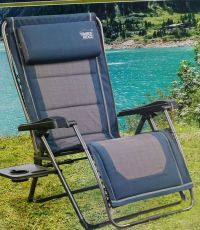 Timber Ridge Director's Chair Outdoor Folding Chair w ...