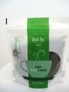 Sipology by Steeped Tea - Loose Black Tea -Earl Grey de la Creme - NIP 2.65oz | eBay